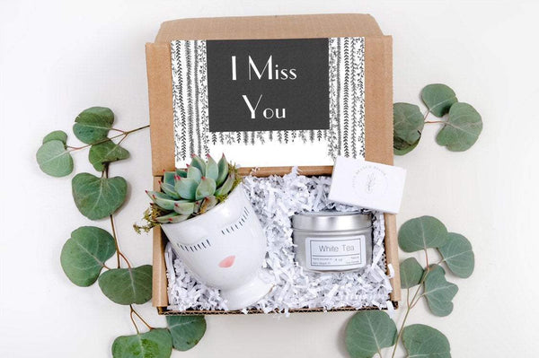 I Miss You Gift Box| Thinking of You Gift| Just Because