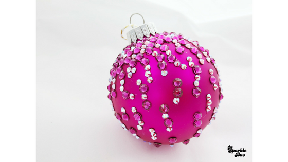 Christmas Ornament Tutorial DIY