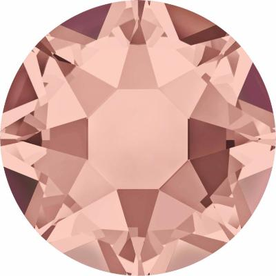 Swarovski Crystal Blush Rose