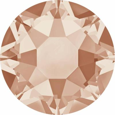 Swarovski Crystal Light Peach