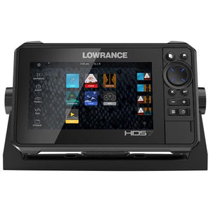 ANTI-GLARE Graph Glass Lowrance HDS LIVE 12