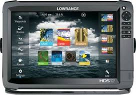 Lowrance HDS Live 12 Clear Graph Glass