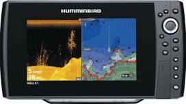 Humminbird Helix 9 G1/G2 Clear Graph Glass
