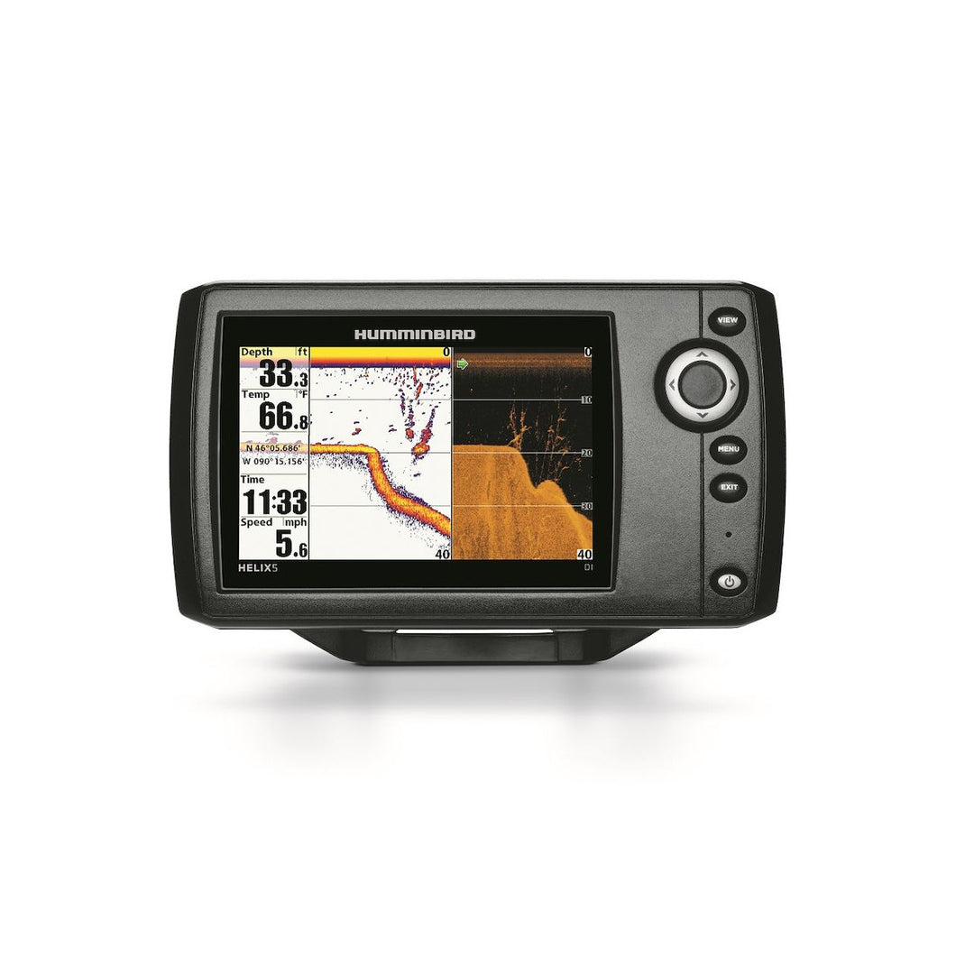 Humminbird Helix 5 All Gens Clear Graph Glass **SALE** 50% OFF