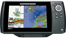 Humminbird Helix 10 All Gens Clear Graph Glass **TEMPORARILY ON BACK ORDER**