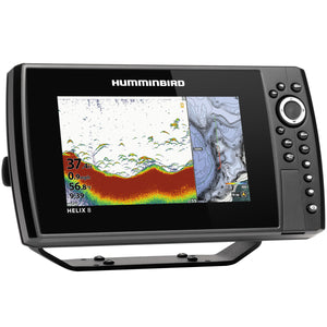 ANTI-GLARE  Graph Glass  Humminbird Helix 8 Gen3