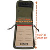 Canadian Field Message Pad Cover System