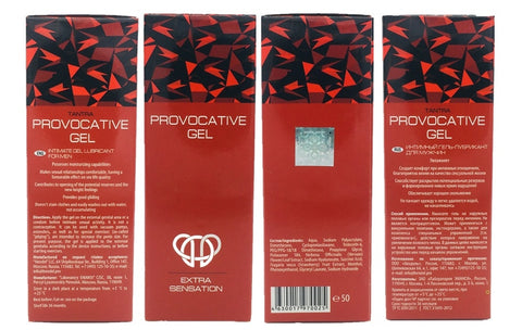 gel provocative original large
