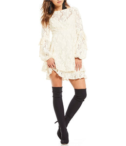 Free People Ruby Mini Dress