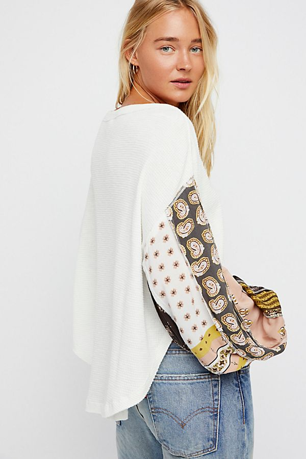 We The Free Blossom Thermal By Free People