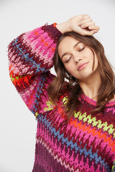 Free People Castles In The Sky Sweater