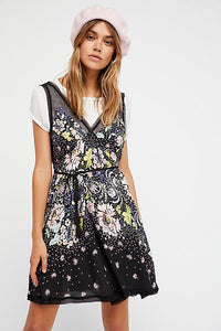 Free People Longwood Printed Slip