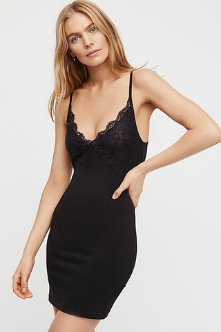 Free People Havana Night Bodycon Slip Dress