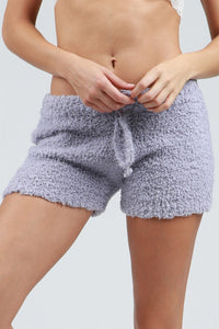 Fleece Pajama Shorts