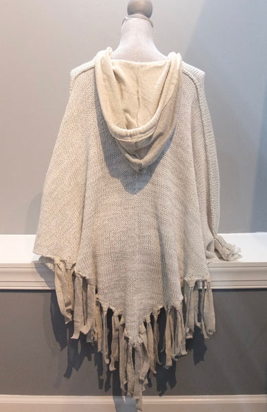 Free People Dreams Of Daisy Poncho