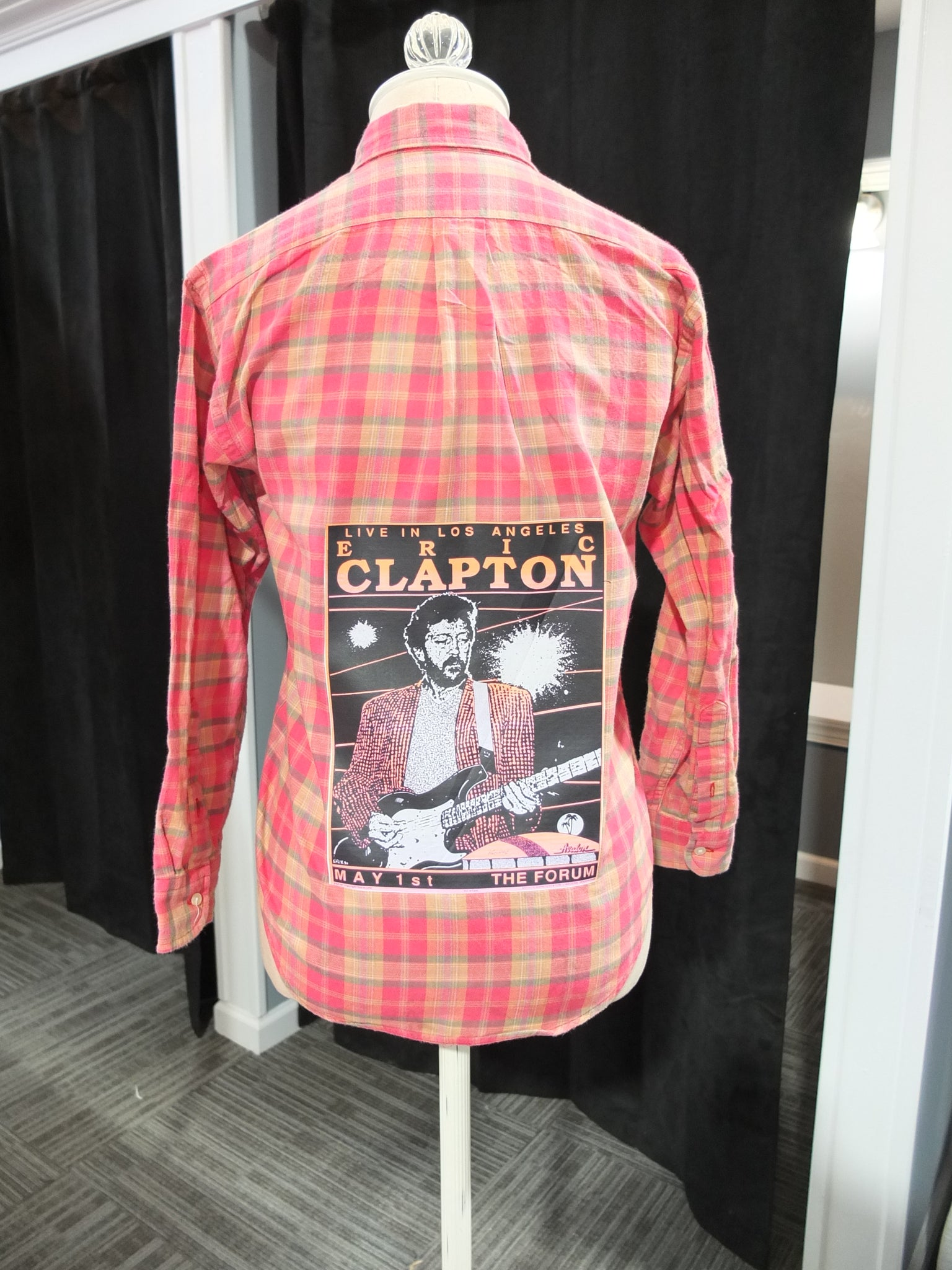 Clapton Flannel Shirt