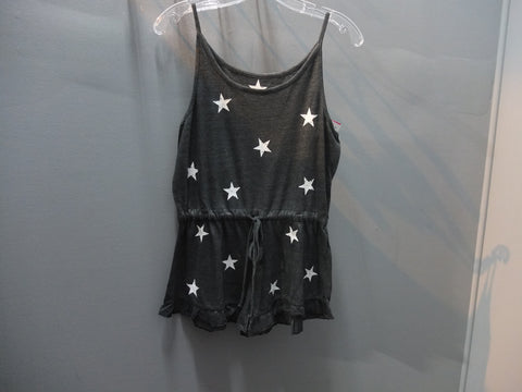 So Nikki Stars Romper