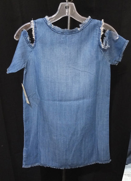 Pinc Long Denim Kids Dress/Shirt