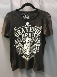 Grateful Dead Distressed Tee By Chaser