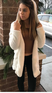 Fleece Fur Jacket
