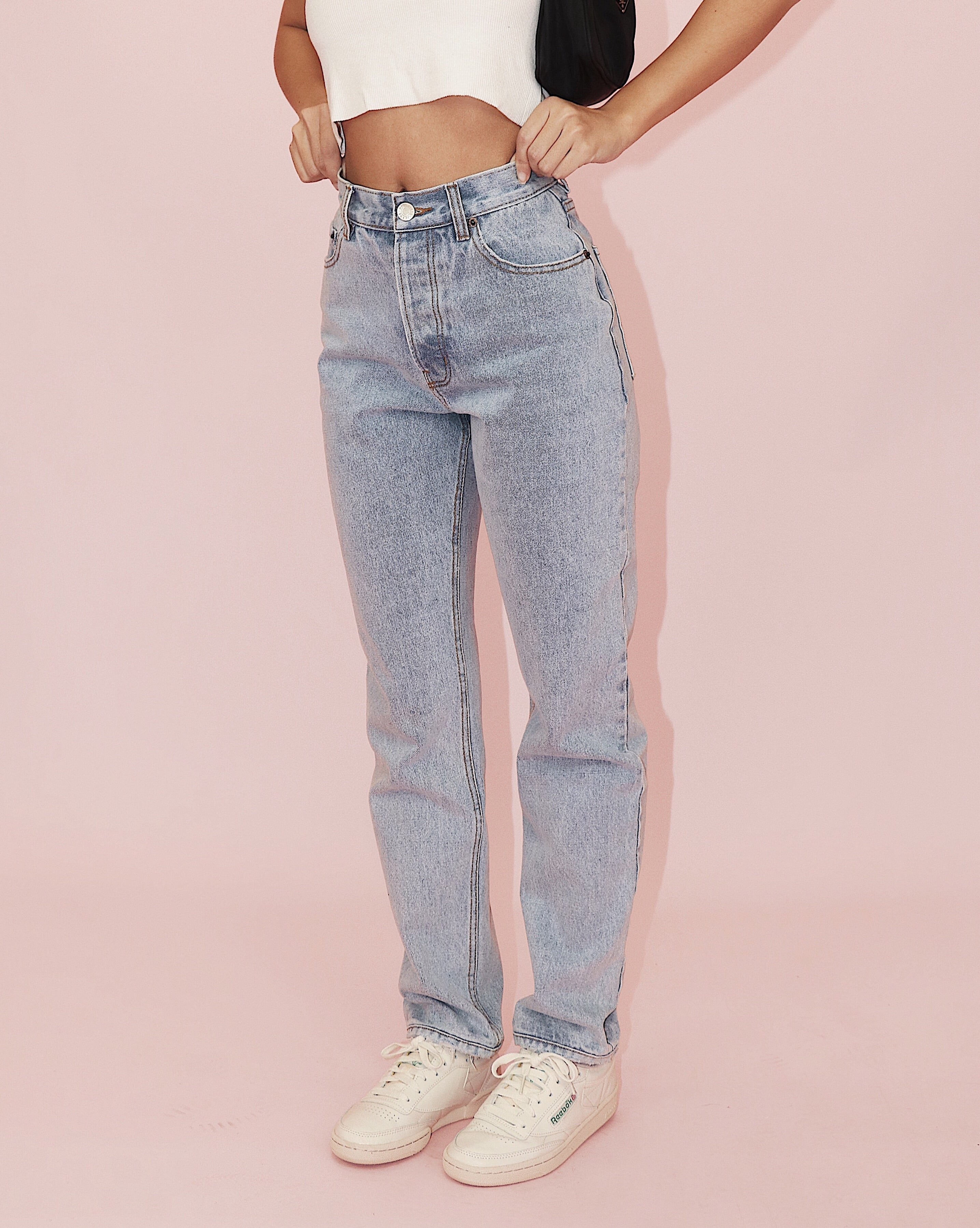 Girlfriend Jeans