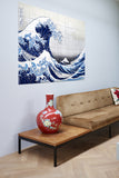 LUXURY PRINT FOR YOUR NAKED WALL - THE GREAT WAVE