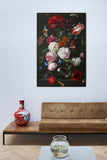 LUXURY PRINT FOR YOUR NAKED WALL - STILL LIFE FLOWERS