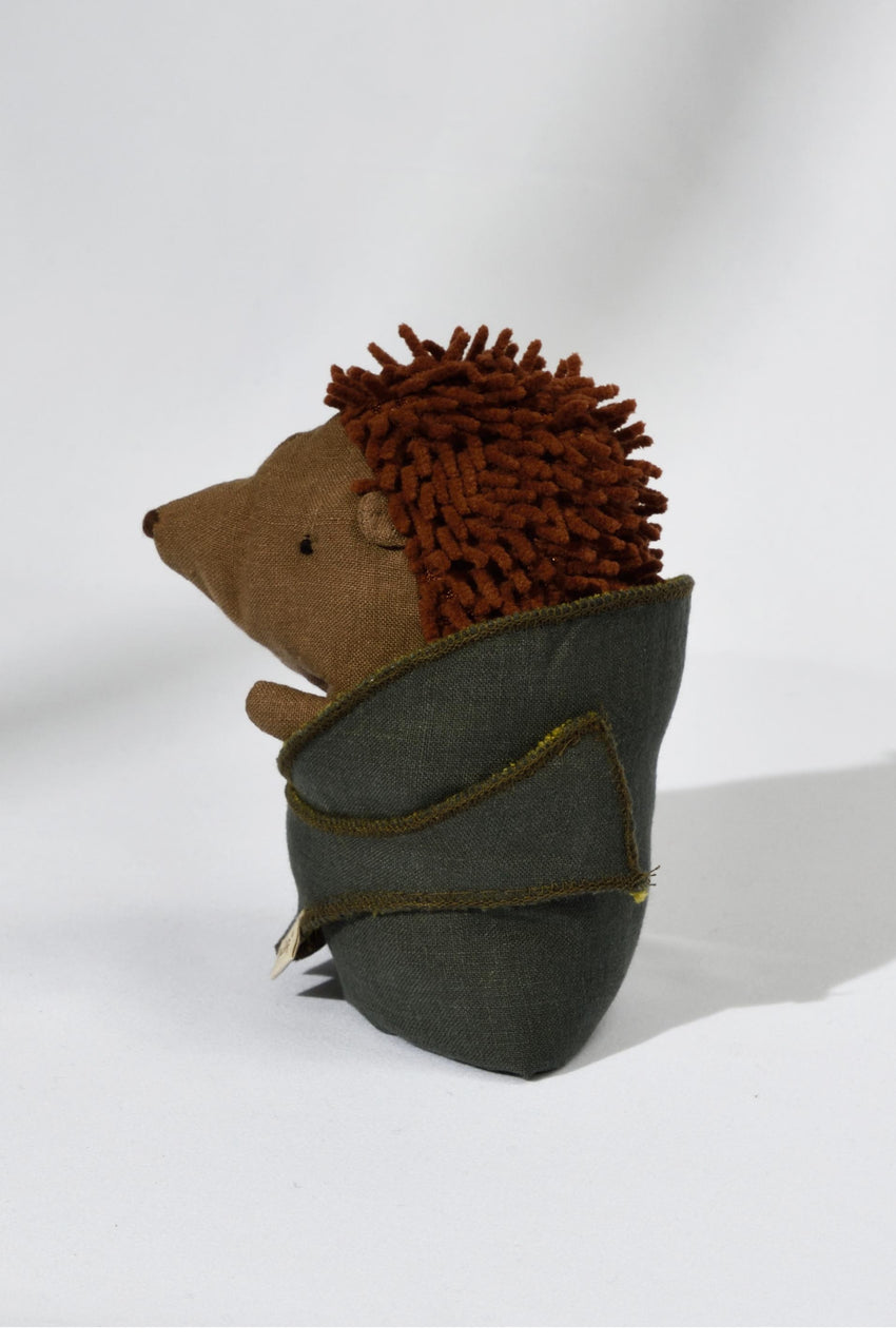 HENRICH, THE SOFT-QUILLED HEDGEHOG