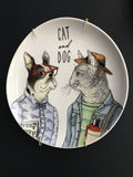 HIPSTANIMAL DECORATION PLATES