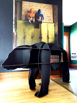 ECCENTRIC FURNITURE TO SHOW OFF YOUR WILD SIDE - JUNIOR BEAR