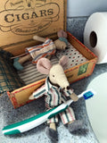 MOR & FAR, CIGAR BOX MOUSE COUPLE