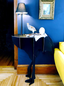 ECCENTRIC FURNITURE TO SHOW OFF YOUR WILD SIDE - OSTRICH LAMP