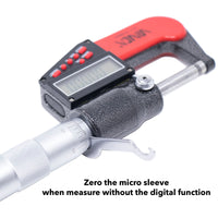 VINCA DMCA-0105 Digital Outside Micrometer