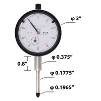 Clockwise Tools DICR Dial Indicator