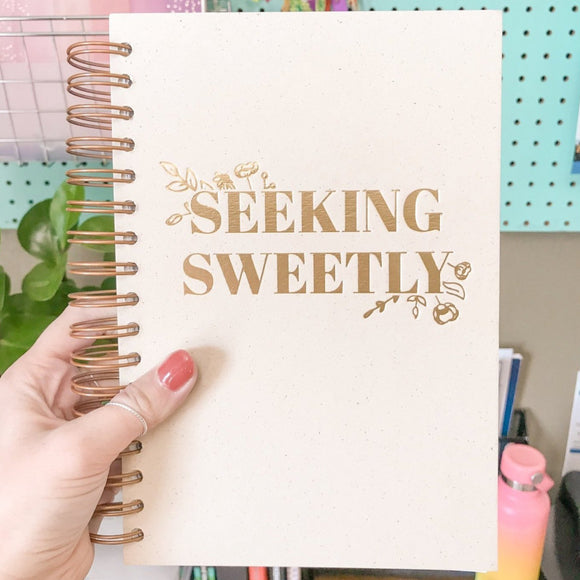 Seeking Sweetly, A Bible, Sermon, and Prayer Companion