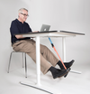Under Desk Exerciser – Healthy Sitting? It's Possible With SitFlow
