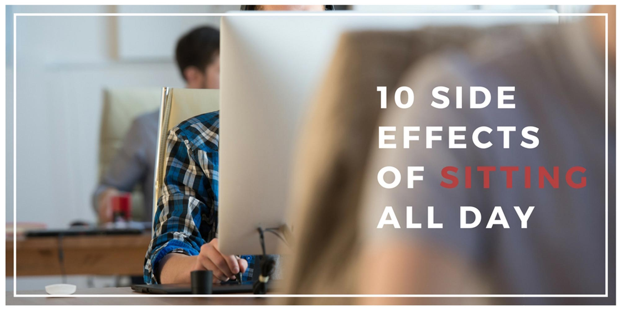 10 Side Effects of Sitting All Day - HOVR Heated Mage Office Chair on heated camp chair, heated massage chair, heated chair mat, heated folding chair, heated seat pads for chairs, heated clinical chair, china chair, heated chair cushion, person on a vibrating chair, heated chair cover, heated recliner chairs, heated back massager for chairs, vibrating gaming chair, bathroom chair, heated lounge chair, heated outdoor chair, heated ergonomic chair, vibration chair, heated bean bag chair, heated desk chair pad,