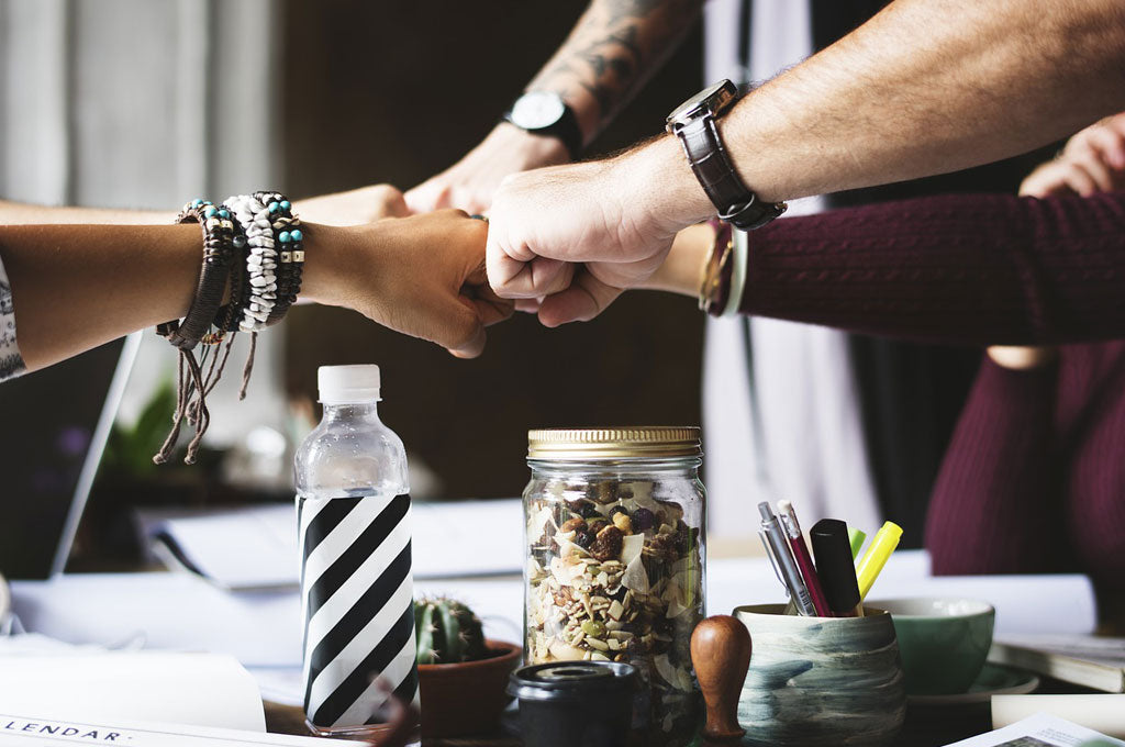 delegation and teamwork to increase productivity at work