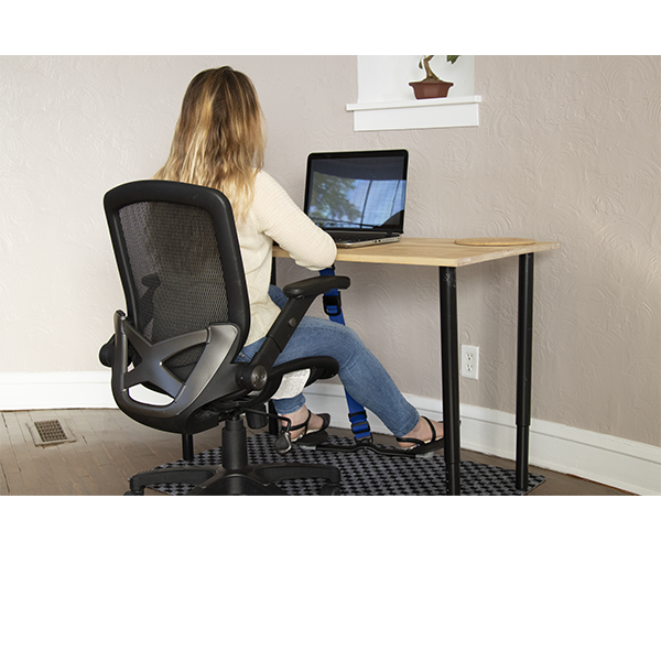 HOVR with Desk Mount (Black & Blue Straps Included)