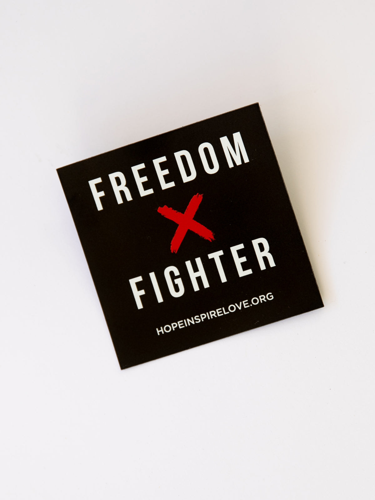 Car Magnet - Freedom Fighter