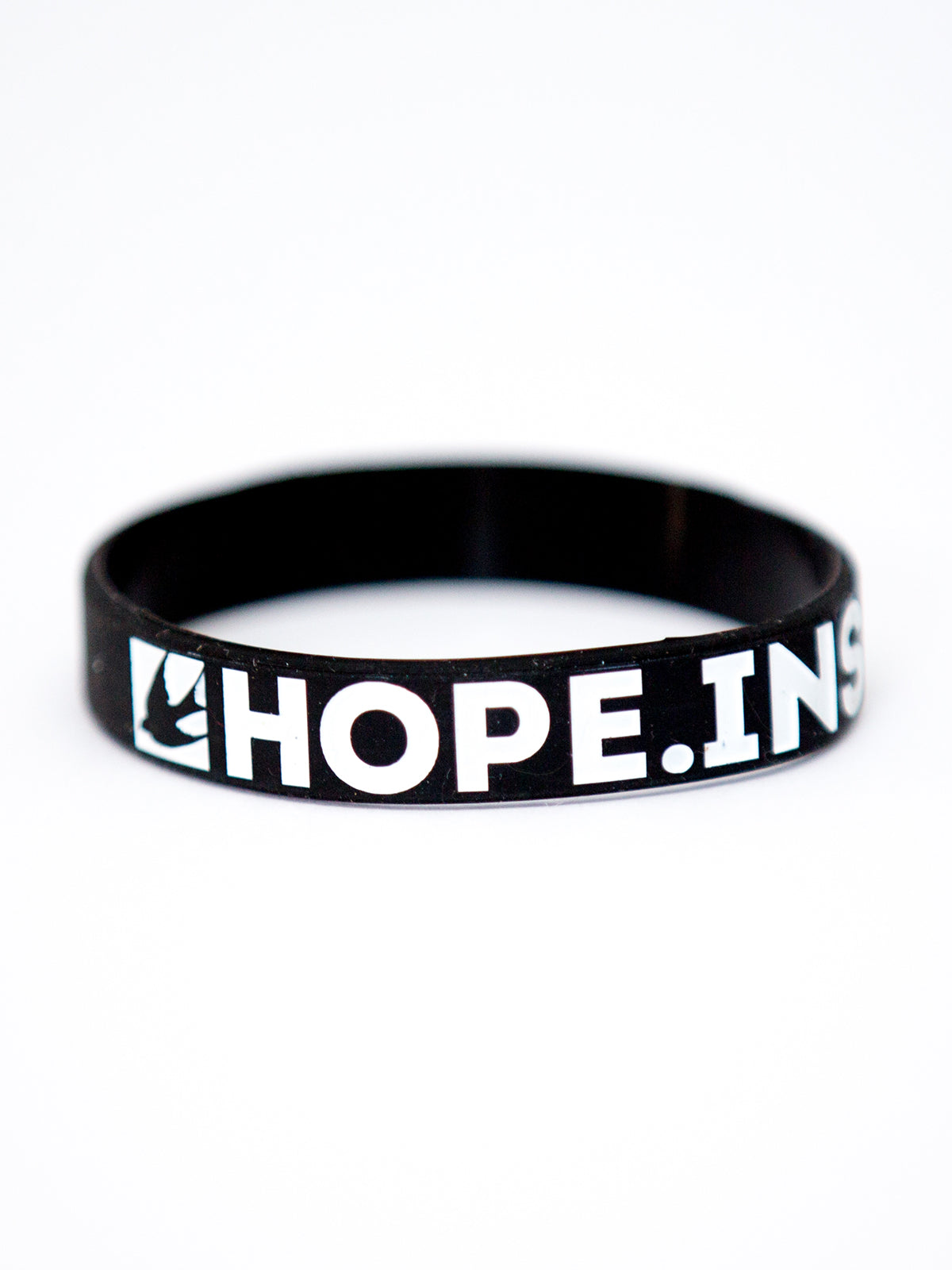 Thin Wristband - Black