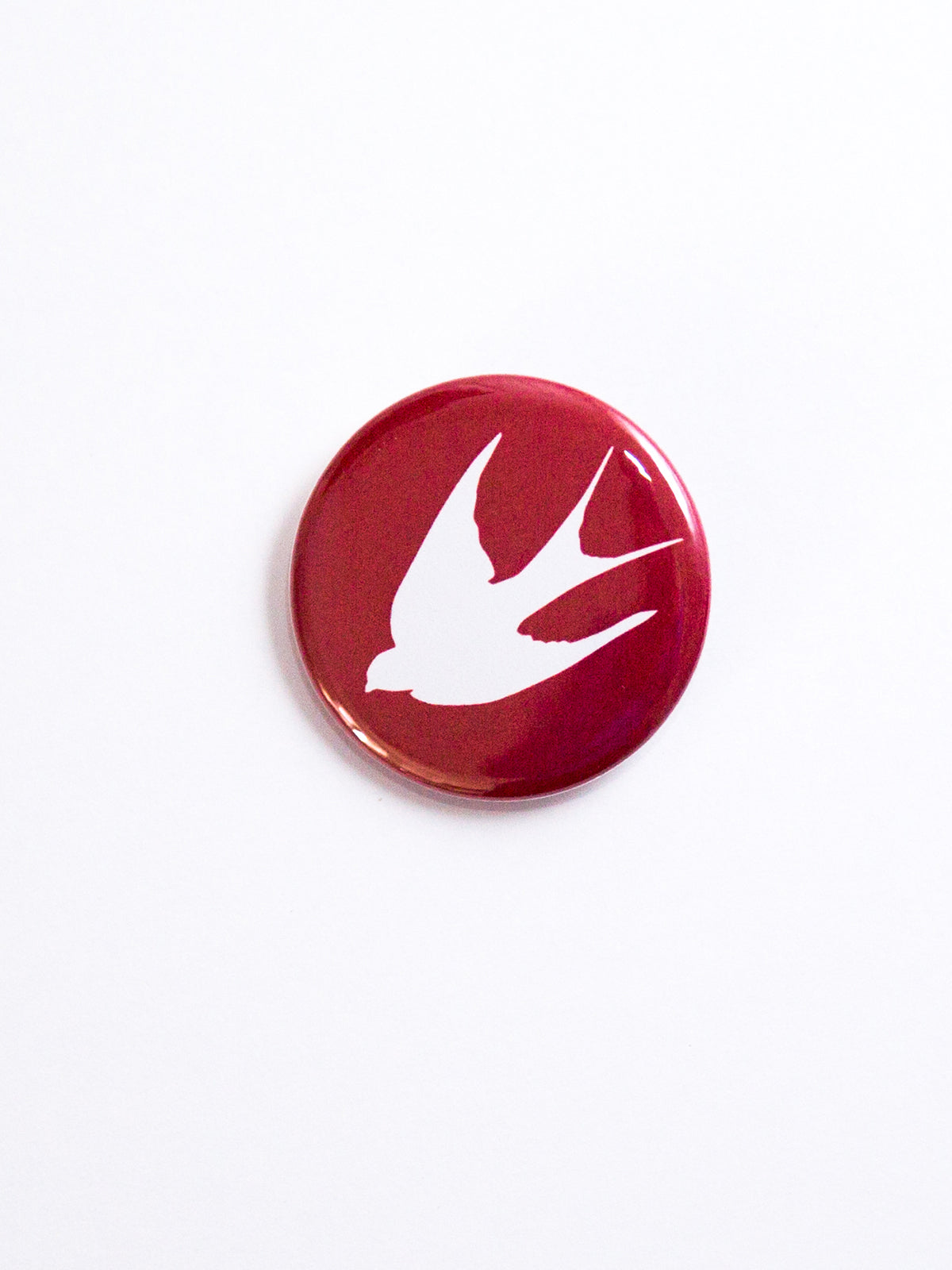 Sparrow Red Button