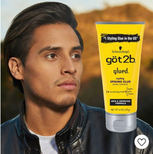 Got 2B Glue Styling Spiking Hair Glue