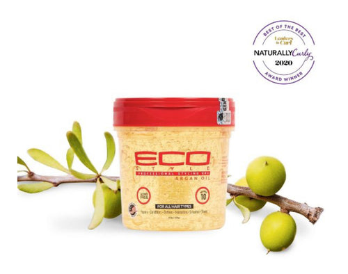 ECO Styler- Professional Styling Gel Argon Oil