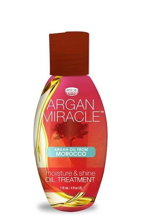 Argan Miracle Moisturizing Oil Treatment (4 oz)