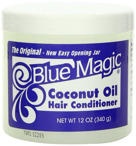 Blue Magic Coconut Oil (12 oz)
