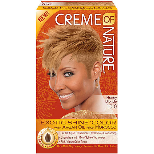 Cream Of Nature Honey Blonde Hair Color (1 application)