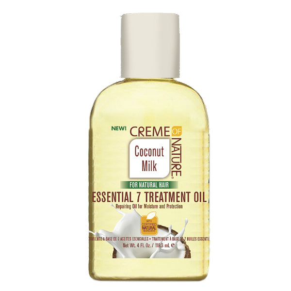 Cream Of Nature Treatment Oil (4 oz)