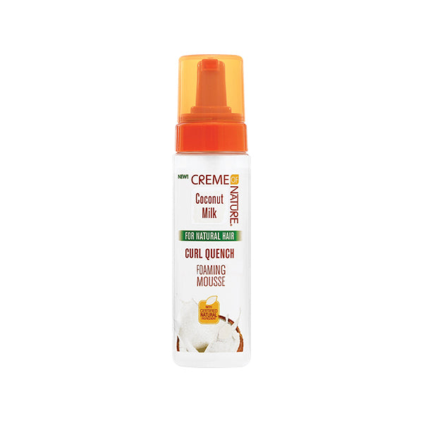 Cream of Nature Coconut Foaming Mousse (7 oz)
