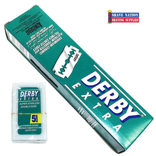 Derby Super Stainless Extra (20 of 5)